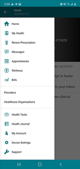 tap healthcare organizations
